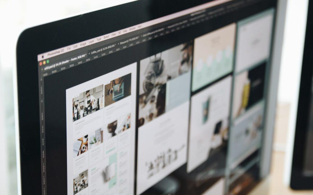 Sådan designer du en hjemmeside