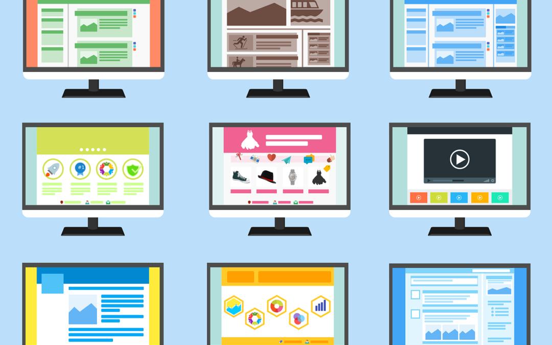 Sådan udvikler du din første hjemmeside