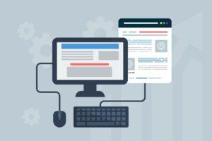 webdesign og installering af WordPress
