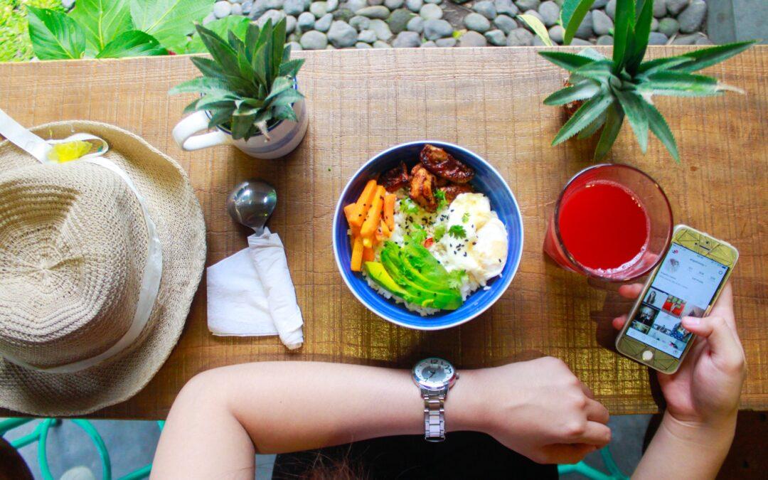 Husker du sund mad i pauserne?