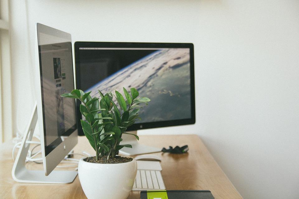 Gør dit hjemmekontor helt perfekt til webdesign