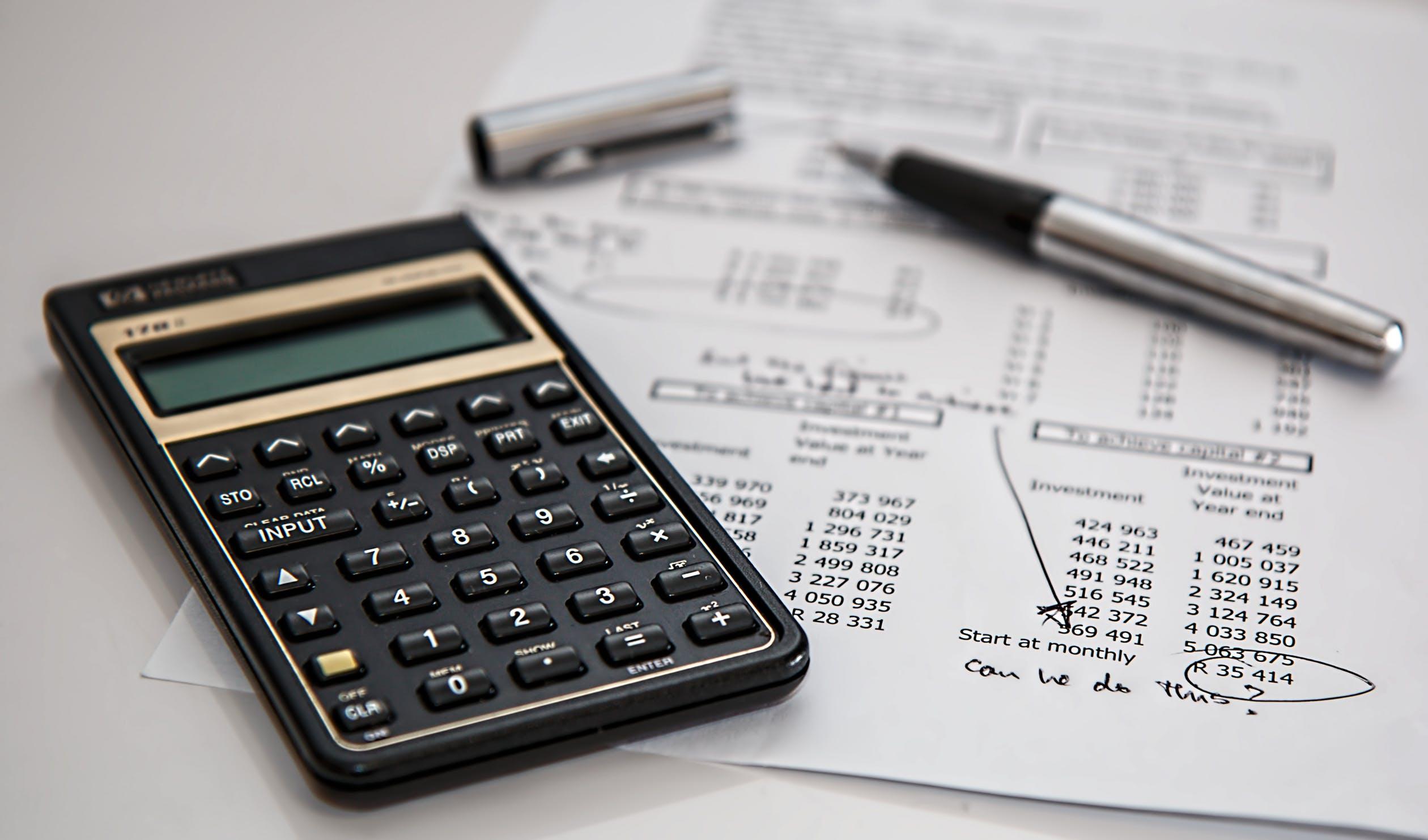 Investeringer og budget