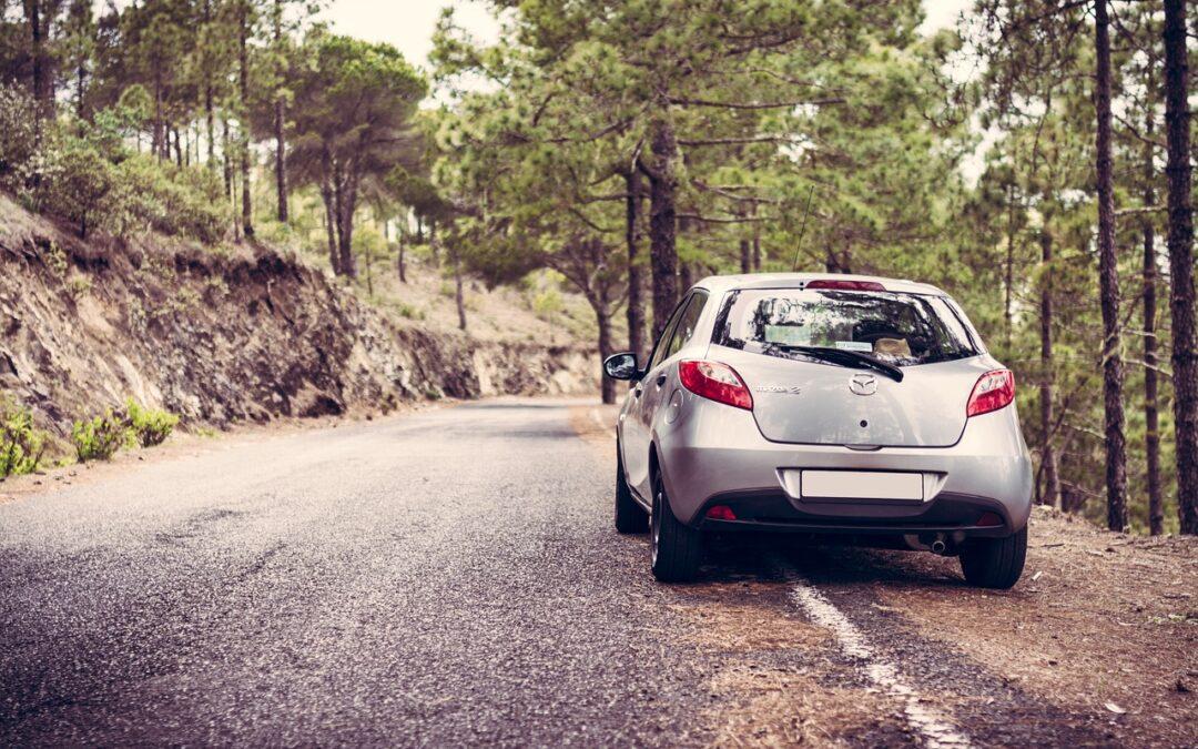 Start en blog om dine vilde køreferier