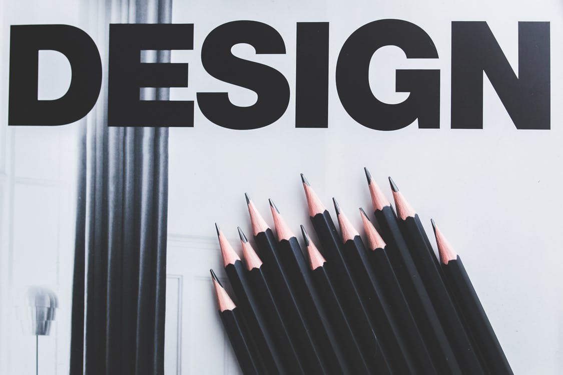 Design og blyanter