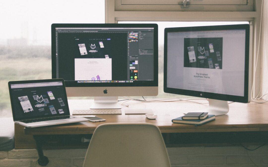 Lad webbureau i Odense klare dit re-design
