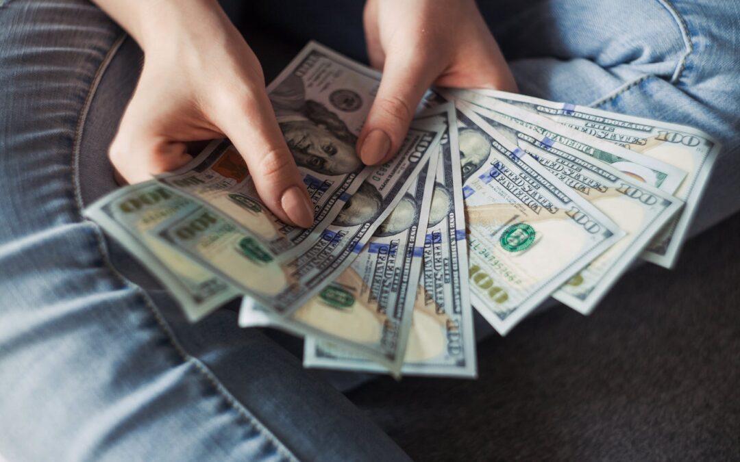 At blogge og andre ekstra indtægtskilder