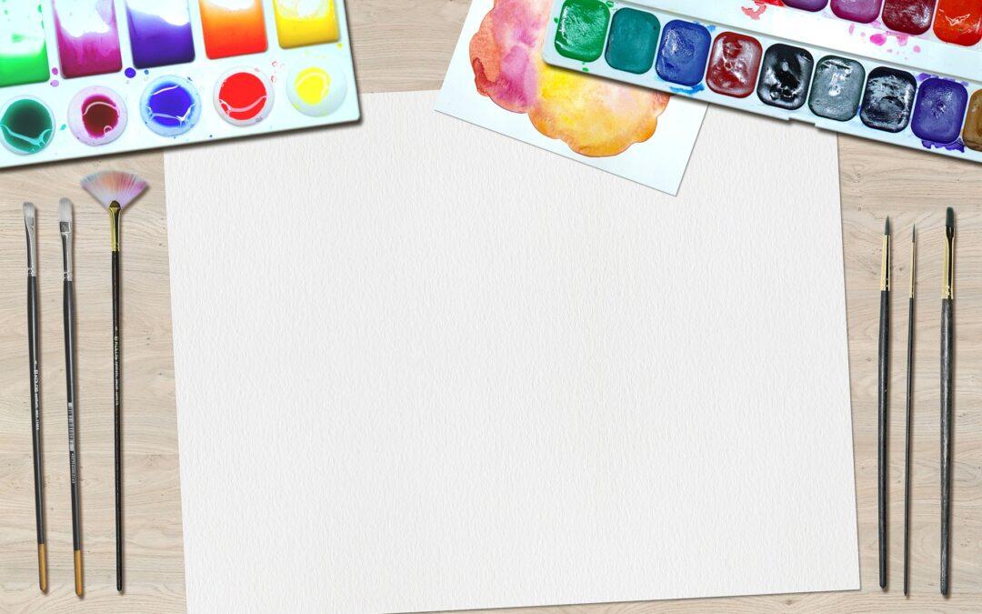 Elsker du at være kreativ? Hvorfor ikke lave en hjemmeside og dele din passion?