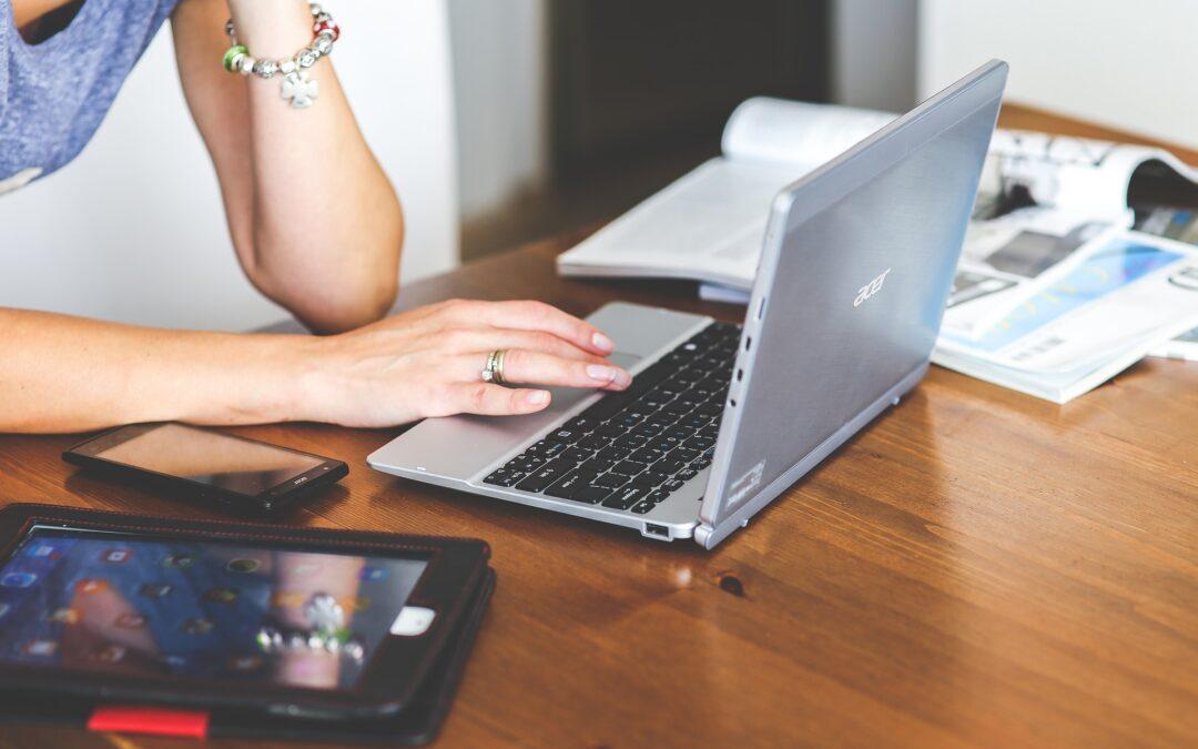 Du kan få hjælp til det kedelige arbejde i din webshop